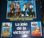 Kellogg's Et Les Jackson 'La Joie De La Victoire!' Picture Disk (Canada)