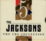 The Jacksons *The CBS Collection* 5CD Box Set (Holland)