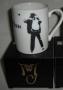The King Of Pop Official *Black Or White* Mug (Japan)