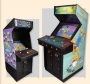 The Simpsons Upright Video Arcade Games