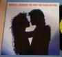 "The Way You Make Me Feel One Sided Promo 7"" Single (Spain)"