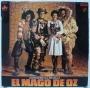 The Wiz (El Mago De Oz) Commercial LP Album (Spain)