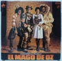 The Wiz (El Mago De Oz) Commercial LP Album (Spain)