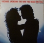 """They Way You Make Me Feel Commercial 12"""" Single (Canada)"""