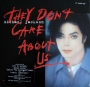 "They Don't Care About Us Limited Double Pack 12"" Single Edition (USA)"