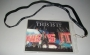 This Is It 3-D Replica VIP Pass/Lanyard *Wanna Be Startin' Somethin'* (UK)