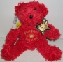 This Is It Official Plush Teddy Bear *Red* (USA)