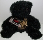 This Is It Official Plush Teddy Bear *Black* (USA)