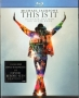 This Is It Blu-ray Disc (USA)