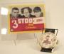 The 3 Stooges 1988 Calendar & Watch