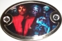 "Michael Jackson ""Thriller Photo"" Belt Buckle"