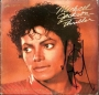 "Thriller 12"" Single Signed By Michael (1983)"
