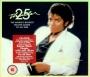 Thriller 25 Anniversary CD+DVD *Thriller LP Cover* Set (UK)