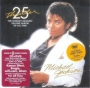 Thriller 25 Anniversary CD+DVD *Thriller LP Cover* Best Buy Limited Edition (USA)
