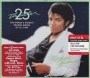Thriller 25 Anniversary CD+DVD *Thriller LP Cover* Target Limited Edition (USA)