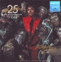 Thriller 25 Anniversary CD+DVD *Zombie Cover* Set (Russia)