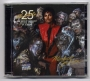 Thriller 25 Anniversary CD+DVD *Zombie Cover* Set (Mexico)