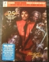 Thriller 25 Walmart Deluxe Limited Edition CD/DVD Set + DVD Fan Pack (USA)
