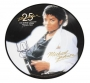 Thriller 25 Picture Disc Signed By Michael (2008)