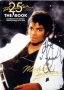Thriller 25th Anniversary Book Signed By Michael (2008)