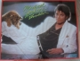 "Thriller Oversized 46""x36"" Promo Poster *With Tiger* (USA)"
