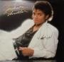 Thriller Album Signed By Michael Jackson #01 (1982)