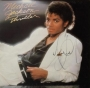 Thriller Album Signed By Michael Jackson #01 (1982)