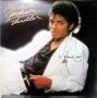 Thriller Album Signed By Michael Jackson #03 (1982)