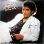 Thriller Album Signed By Michael Jackson #03 (1982)
