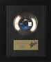 Thriller Epic Gold Record Award For The Sale Of 30 Million Copies Of The Album (1985)