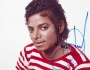 Thriller Era 8x10 Photo Signed By Michael (1983)