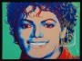 Thriller Era Andy Warhol Photo Signed By Michael Jackson (1984)