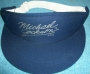 Thriller Era Officially Licensed Visor *Navy Blue w/Silver* (USA)