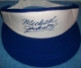 Thriller Era Officially Licensed Visor *Blue & White* (USA)