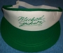 Thriller Era Officially Licensed Visor *Green & White* (USA)