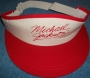 Thriller Era Officially Licensed Visor *Red & White* (USA)