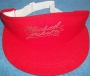 Thriller Era Officially Licensed Visor *Red w/Silver* (USA)