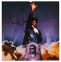 Thriller Era Photo Of A Painting Signed By Michael (Date Unknown)