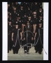 """Thriller Era """"With LAPD"""" Signed Color Photo (1984)"""