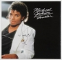 Thriller Japanese Album Booklet Signed By Michael (1983)