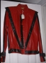 Thriller Original Leather Jacket Worn By Michael In The Video (USA)