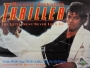 "Thriller Oversized 44 1/2""x59 1/2"" Subway Promo Poster (USA)"