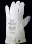 Thriller Party Glove Invitation (Silver Printing)