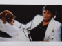 "Thriller Portrait Signed 14""x11"" Color Photograph #2 (1983)"