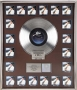 Thriller RIAA Multi-Platinum Award For The Sale Of 20 Million Copies Of The Album In USA