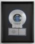 Thriller RIAA Platinum Record Award *Presented To David Glew* (1983)