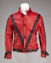 Thriller Replica Jacket Signed By Michael #3 (1988)