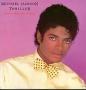"Thriller Limited Edition 12"" Single 3 Track  With Bonus 1984 Calendar (UK)"