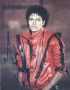 Thriller Video Photo Signed By Michael #2 (1983)