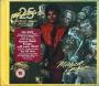 "Thriller 25th Anniversary Edition CD+DVD Set *Zombie Hardback Cover""  (USA)"